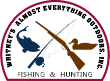Whitney's Almost Everything Outdoors - Fishing, Hunting & Vacation